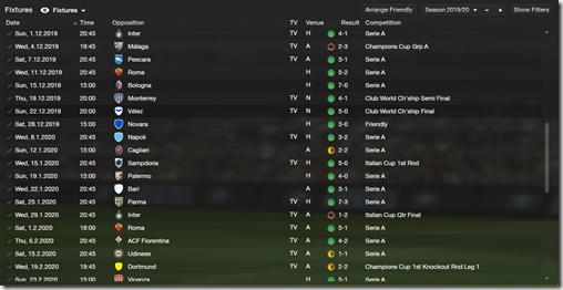 Fixtures 2