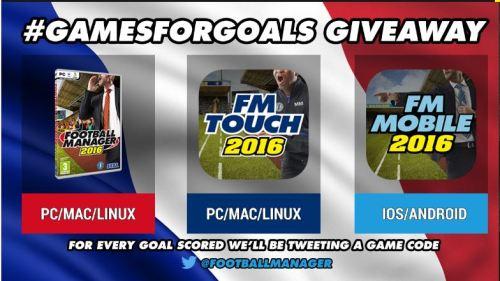 #Gamesforgoalsgiveaway